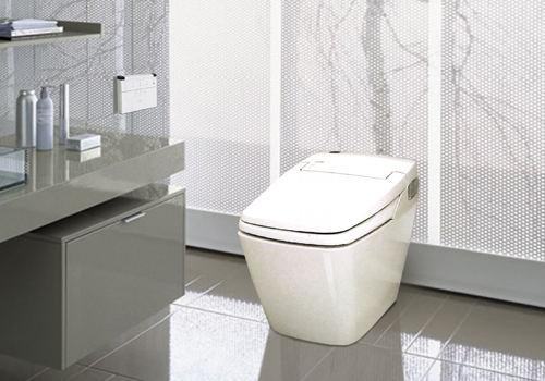 Throne Toilet Systems Tankless Bidet Smart Toilet